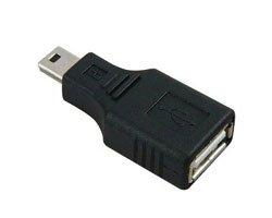 画像1: USBコネクタ変換