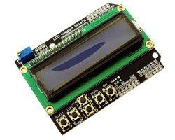画像1: Arduino LCDキーパッドシールド