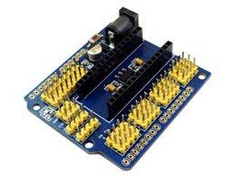 画像1: Arduino I/O拡張シールド