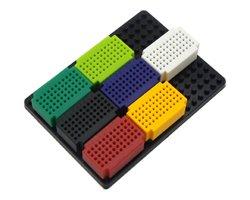 画像1: miniブレッドボード