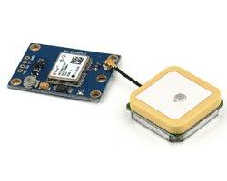 画像1: u-blox GPSモジュール