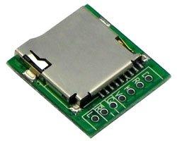 画像1: 極小MP3モジュール