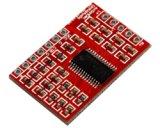 ステレオD級アンプモジュール(15Wx2)