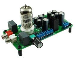 画像1: 低電圧1球プリアンプキット