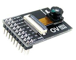 画像1: CMOSカメラモジュール(OV9655)