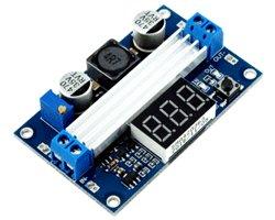 画像1: 表示器付き昇圧モジュール