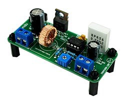 画像1: 高電圧出力昇圧DC-DCコンバータ