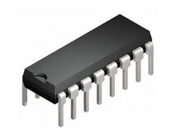 同期4ビット2進カウンタ                                    [HD74LS163AP]