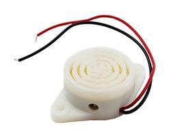 画像1: ★φ30x15★回路内蔵型高音圧電子音ブザー