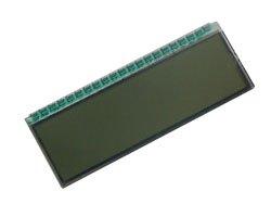 画像1: ラジオ表示器用LCD