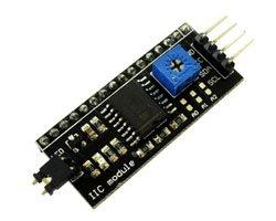 画像1: 液晶I/Fモジュール(I2C)
