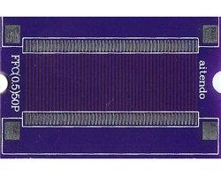 画像2: 0.5mmピッチFFC連結基板