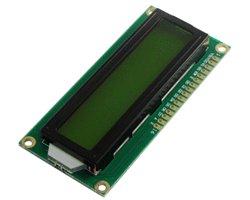 画像1: STNキャラクタ液晶(16x2)