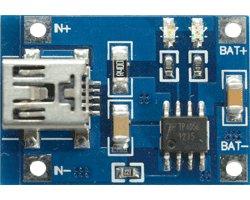 画像1: ★終了予定★特価★リチウムイオン電池充電基板(1A)