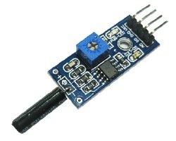 画像1: 振動センサモジュール