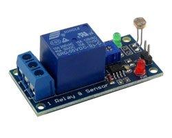 画像1: 光制御リレーモジュール