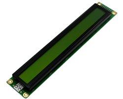 画像1: LCDモジュール(40×2)