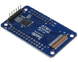 画像1: 静電容量式タッチコントローラ基板