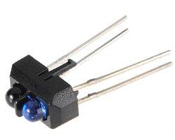 画像1: 反射型光センサ(4個入)