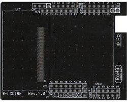 画像1: LCDキャリー基板