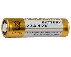 画像1: アルカリ電池(12V)