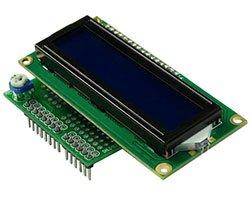 画像1: LCDシールドキット(16x2)