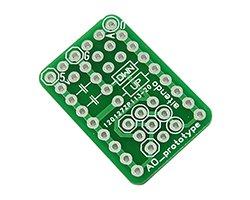 画像1: 汎用センサー基板(2枚入)