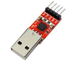 画像1: USB-UART変換モジュール