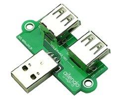 画像1:  ★終了予定★基板 with USBコネクタ