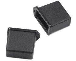 画像1: USBオス用コネクタカバー(4個入)