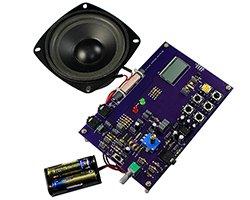 画像1: 高級版DSPラジオキット(AM/FM)