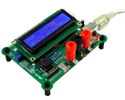 画像1: AVRトランジスタテスターキット