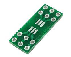 画像1: ピッチ変換基板(SOT23-6)(3枚入)