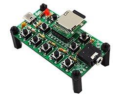 画像1: MP3プレーヤーI/Fボード