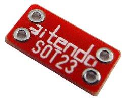 画像2: ★SOT-23★ピッチ変換基板(10枚入)