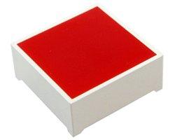 画像1: LEDライトバー(赤色)