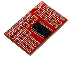 画像1: ステレオD級アンプモジュール(15Wx2)