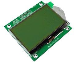 画像1: 大型STN液晶モジュール(128x64/SPI)