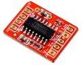 超薄D級アンプモジュール(3W+3W)