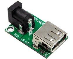 画像1: DC-USB変換