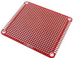画像1: ユニバーサル基板(70X80)