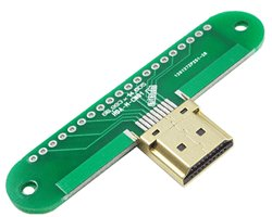 画像1: HDMIプラグwith基板