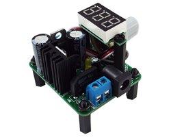 画像1: LED表示器搭載電源キット