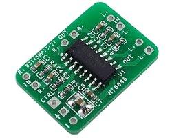 画像1: 差動入力D級アンプモジュール