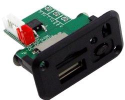 画像1: MP3プレーヤーモジュール