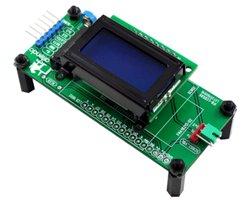 画像1: SPIキャラクタ液晶キット