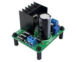 画像1: 出力可変安定化電源キット