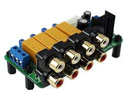 画像1: リレー式4CH信号切替器キット