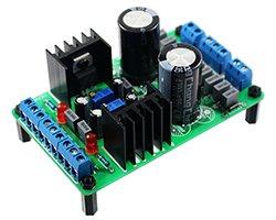 画像1: 安定化出力可変両電源キット