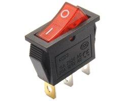 画像2: ネオンランプ付き電源スイッチ